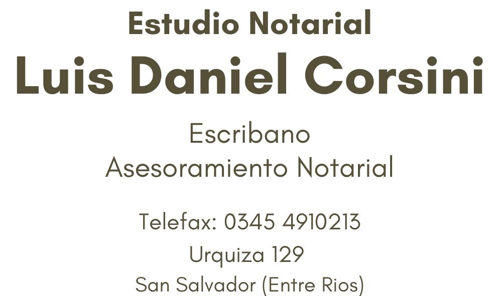 Luis Daniel Corsini