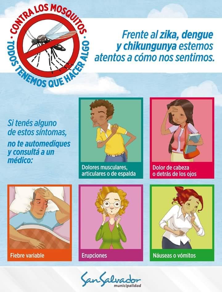 Campaña contra los Mosquitos